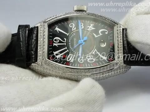 FRANCK MULLER CONQUISTADOR Replica DIAMONDS CASE