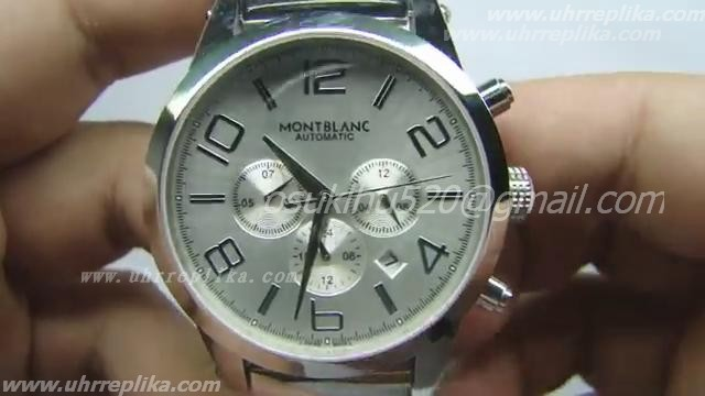 MONT BLANC TIME WALKER Replica AUTOMATIC