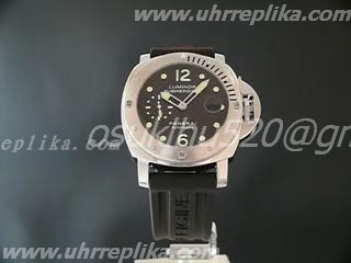 Panerai Luminor Submersible Pam 243 replica Uhren