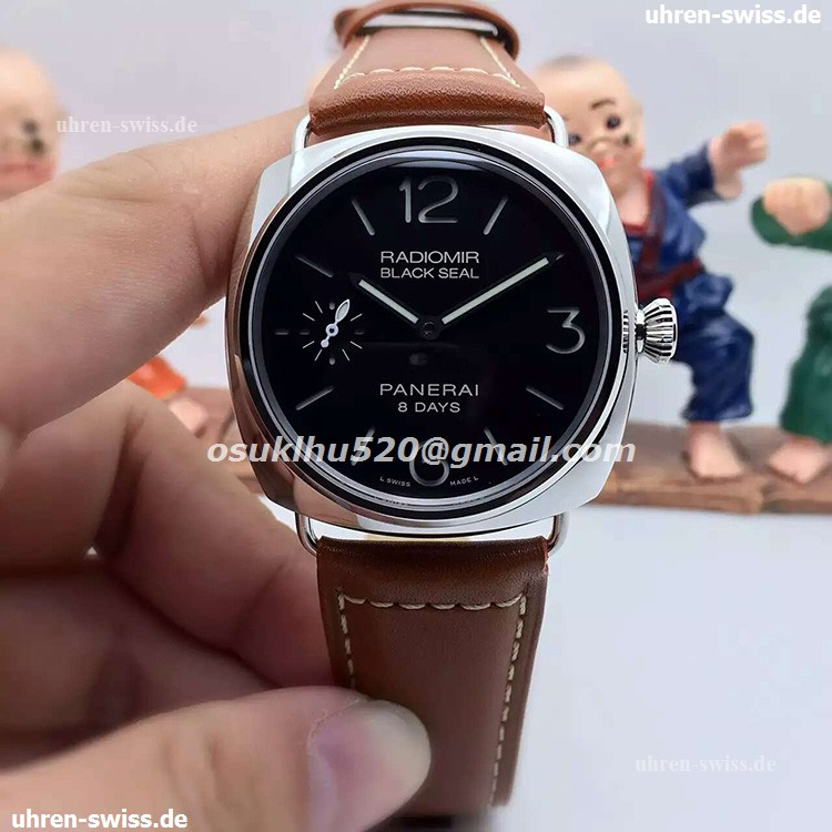 panerai radiomir replica 190 8 days Asian 21J automatische