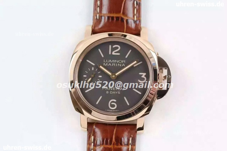 panerai radiomir replica 8 Days