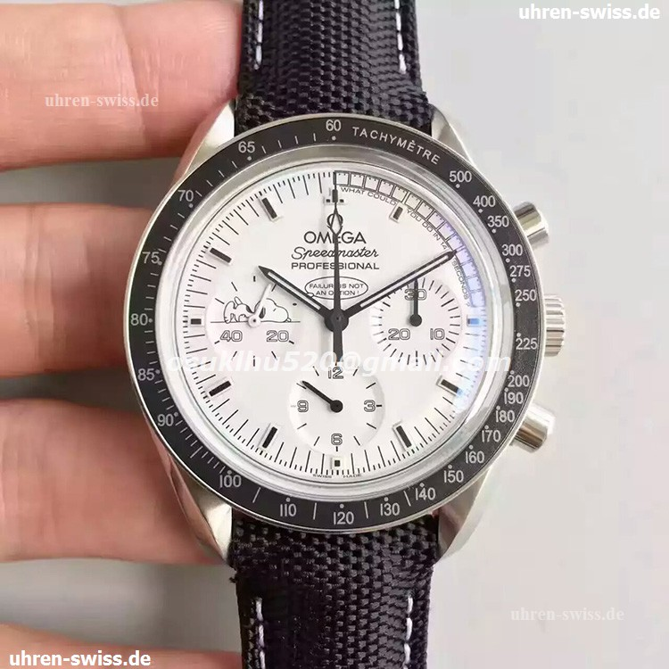 omega fake uhren speedmaster replica 0250 GMT Silber Apollo