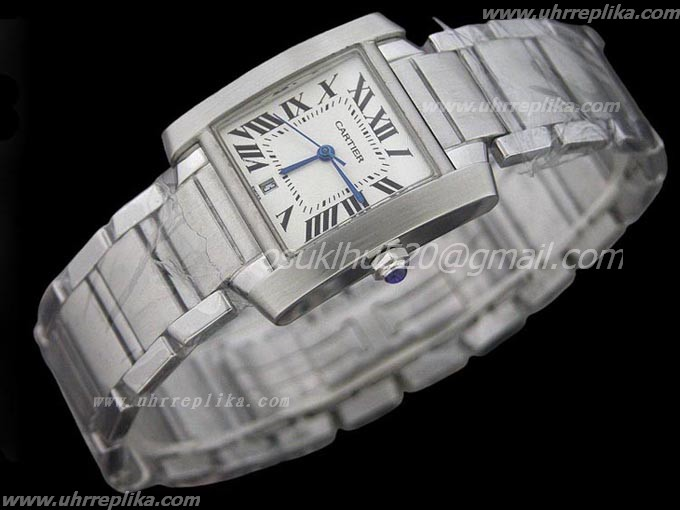 CARTIER TANK Damen replica Uhren