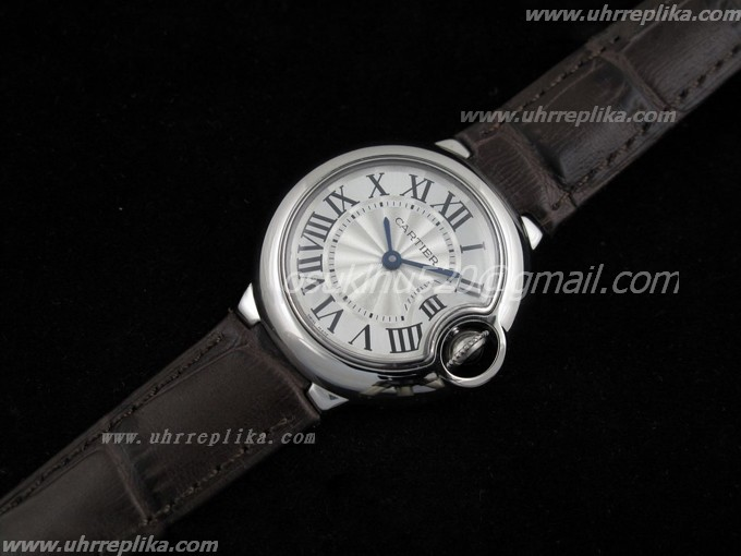 Cartier women Ballon Bleu Ladies