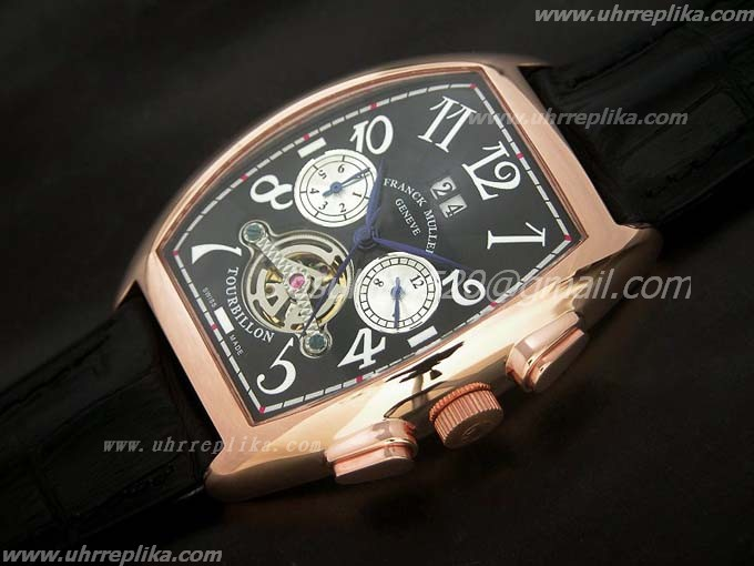 Franck Muller Tourbillon replika
