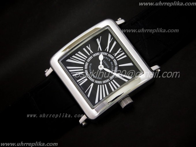 FRANCK MULLER fake Master Square Ladies Quartz black