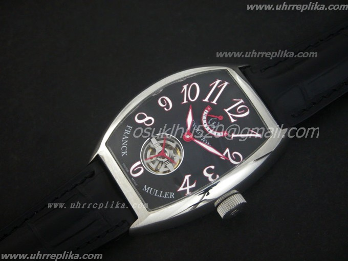 franck muller fälschung Evolution Tourbillon 8800 Steel Automatic