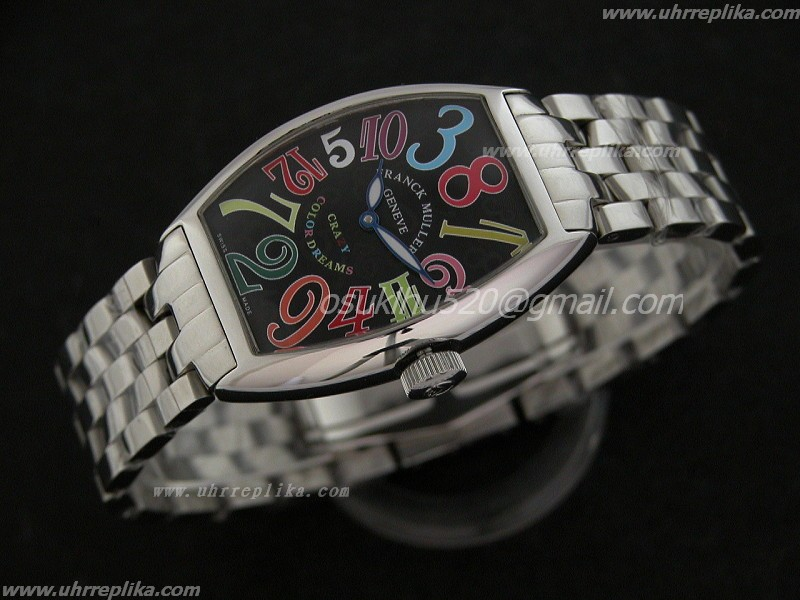 Franck Muller Crazy Hours imitate
