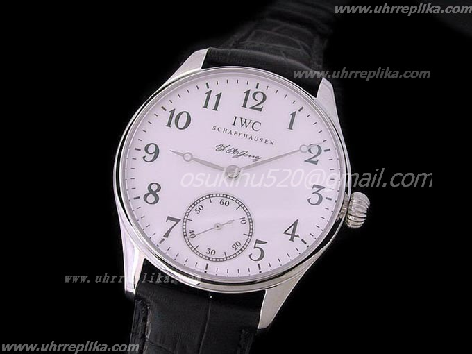 iwc fa jones for sale Weiss Asian Unitas 6498