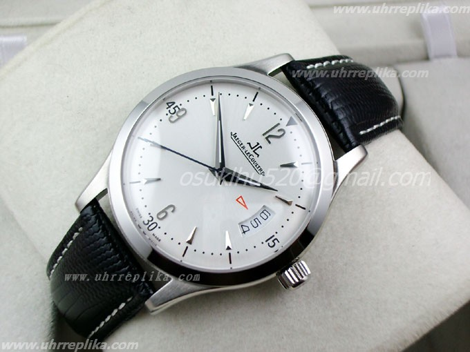 jaeger lecoultre replica watches master Control men automatic Weiss