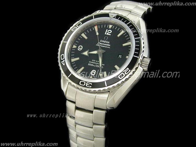 omega planet ocean replica ETA 2824 45mm