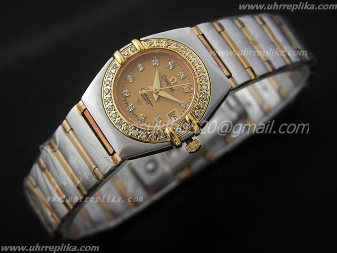 replica omega constellation watches Gents Quarz 36mm