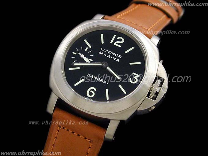 panerai pam 118 replica Ultimate Edition luminor marine Unitas 6497