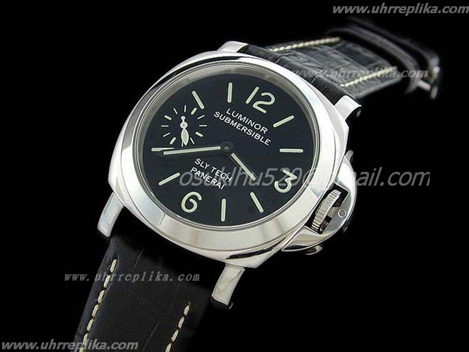 Panerai Pam liuminor submersible 111 Swiss Unitas 6497 SLY TECH replica uhren