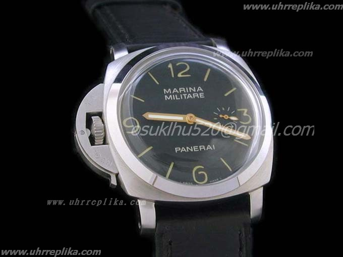 Panerai Pam 217 MM Destro Asian Unitas 6497
