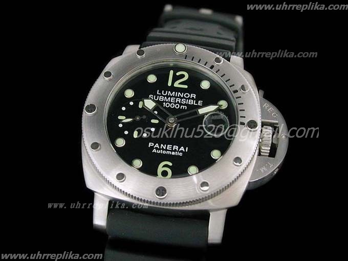 Panerai Submersible replica Uhren