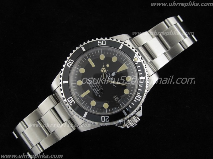 363 Rolex Vinatage replica uhren Double Red Sea-Dweller 1665