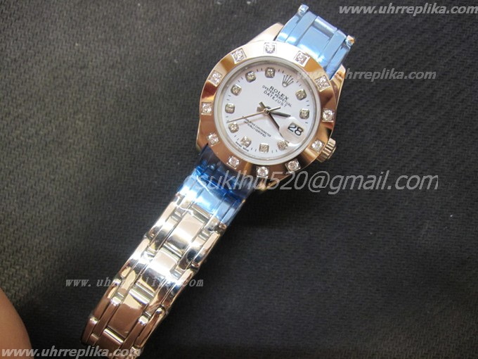 rolex nachbau Ladies datejust diamanten watches
