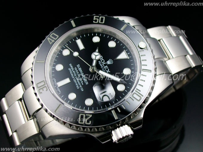 Rolex submariner replica Uhren