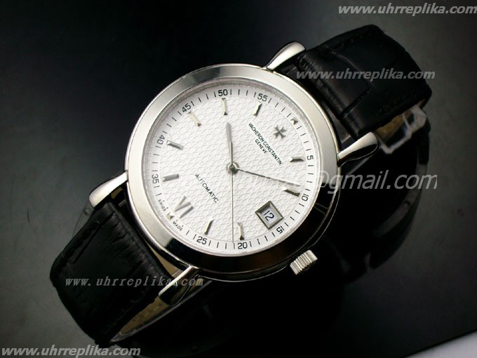 vacheron constantin fakes Malte automatic Weiss