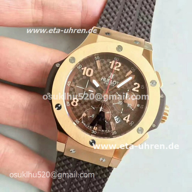 hublot replica watches Big Bang limited Edition RG Asia 7750